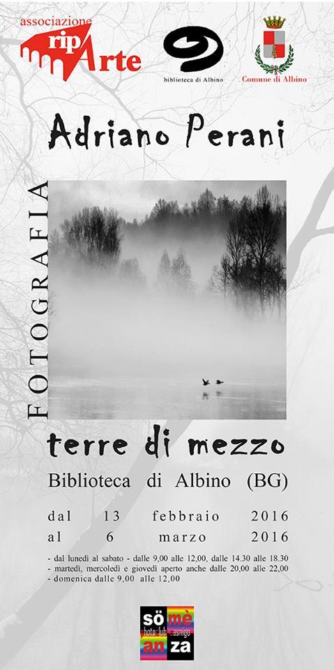 Mostra fotografica di Adriano Perani